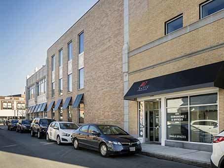 建筑位于Somerville240 Elm Street, 2nd and 3rd Floor 1