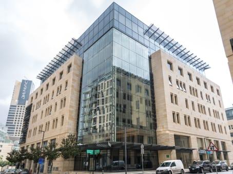 建筑位于AmmanRafic Hariri Street, 2nd Floor, The Edgo Atrium, Abdali 1