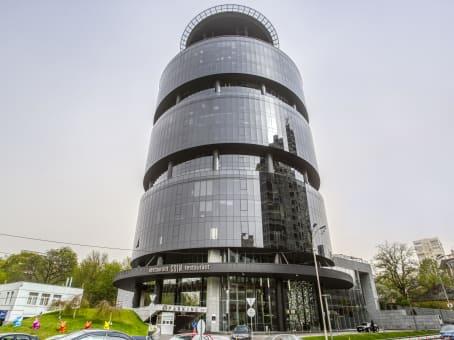 建筑位于Kyiv13-15 Bolsunovska St., 8th Floor IQ Business Centre 1