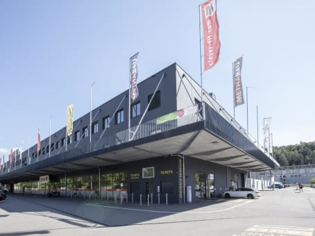建筑位于SchaffhausenIndustriestrasse 2/2nd floor 1