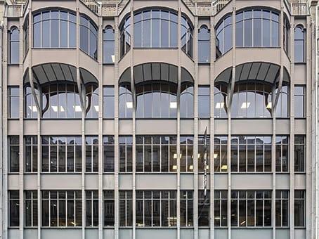 Building at 124 rue Réaumur in Paris 1