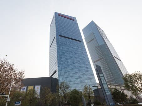 建筑位于济南市二环南路2666号, 鲁能国际中心15层, 市中区 1