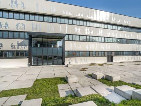 建筑位于MilanVia Caldera, 21, Edificio Easypoint, 1 piano 1