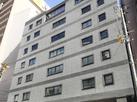 建筑位于Kobe1-1-20 Isobedori, 1F&3F KOWA BLDG., Chuo-ku 1