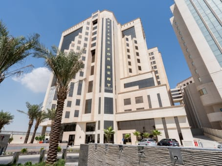 建筑位于Al KhobarAl Rashid Towers, 2nd Floor, Dhahran Road, Ulaya 1