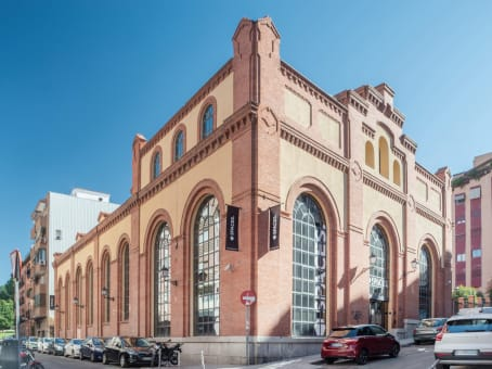 建筑位于MadridManzanares 4 1