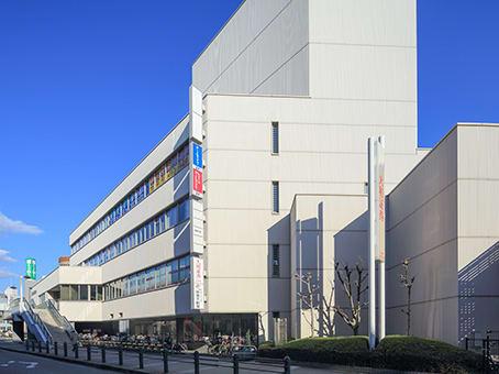 Building at 4F, Ibaraki Higashi Hankyu Building, 10-1 Futabacho, Ibaraki-shi, Osaka-fu in Osaka 1