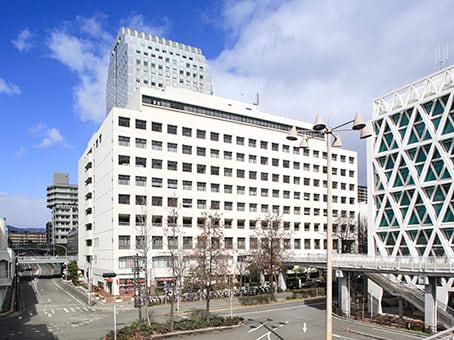 建筑位于Toyonaka1-4-1 Shinsenri Higashi-machi, 8F Hankyu Senri Chuo Building, Toyonaka-shi, Osaka-fu 1