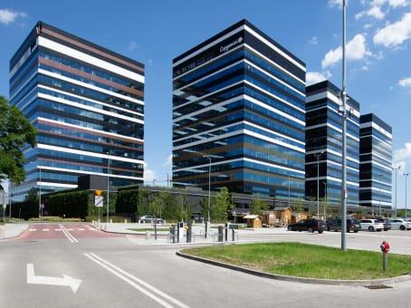 建筑位于KatowiceChorzowska 150 str., 5th floor 1