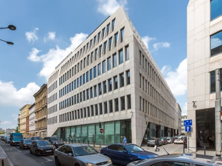 Gebäude in Grabarska 1 str., 3 floor, Building B, Pegaz in Wroclaw 1