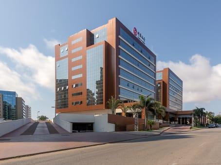建筑位于LuandaAvenida Talatona, Condomíno Belas Business Park V, Torre Cuanza Sul, 6º Andar, Bairro Talatona 1