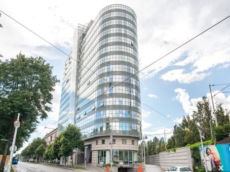 建筑位于ZagrebHoto Tower, Savska cesta 32 1