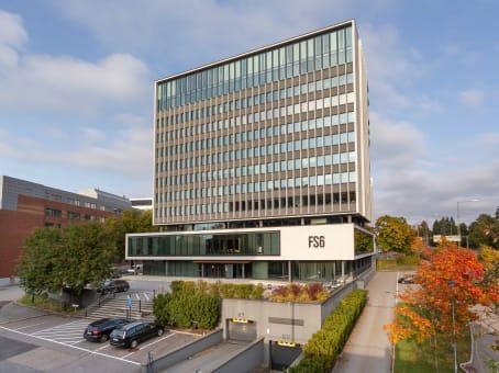 建筑位于OsloFredrik Selmers vei 6, Helsfyr 1