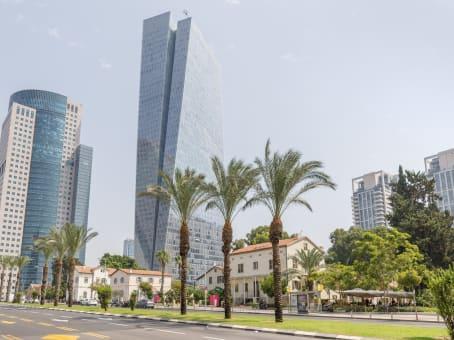 建筑位于Tel AvivDerech Menachem Begin 121-123, 32nd Floor 1