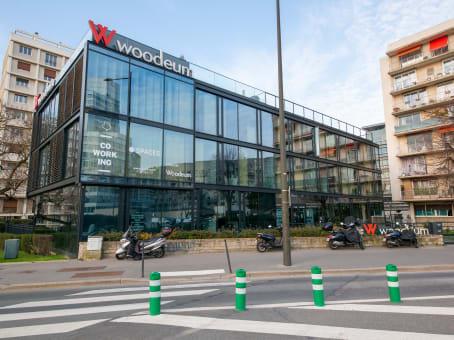 Building at 126 avenue du General Leclerc in Boulogne Billancourt 1