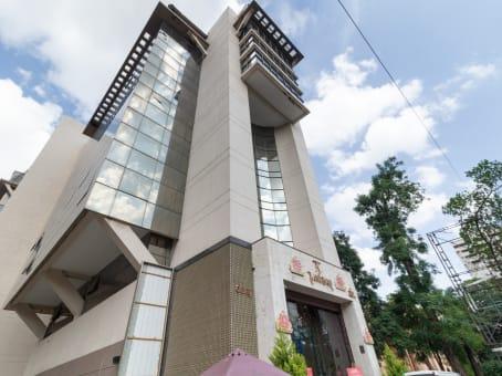 建筑位于BangaloreDickenson Road, 8th Floor, The Estate 1