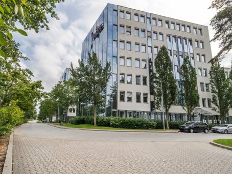Building at Südwestpark 67, 2nd floor in Nuremberg 1