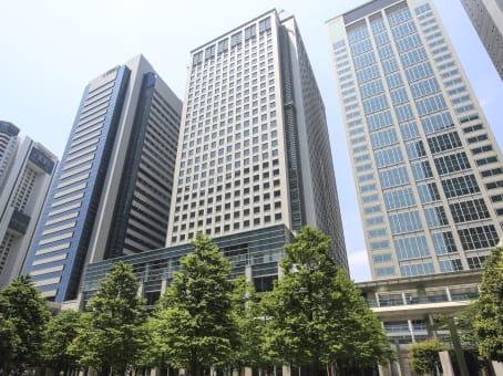 建筑位于Tokyo2-16-4 Konan, 8F, Shinagawa Grand Central Tower, Minato-ku 1