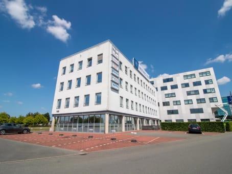建筑位于RoeselareAccent Business Park, Groundfloor & 1st Floor, Kwadestraat 149 bus 0.1 1