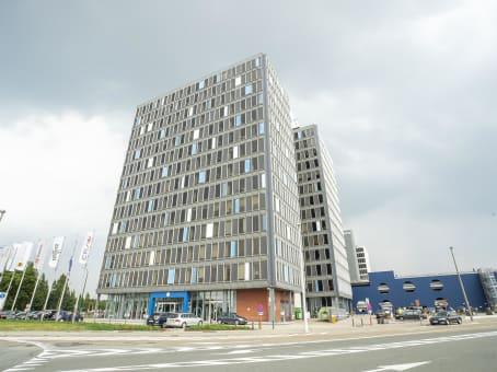 建筑位于AntwerpNoorderlaan 147 1