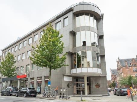 建筑位于AntwerpLange Lozanastraat 142 1