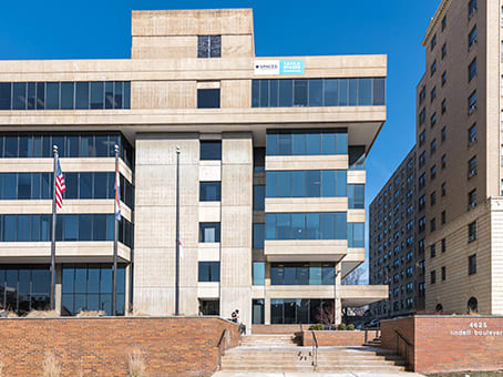 Building at 4625 Lindell Blvd, Suite 200 & 300 in St Louis 1