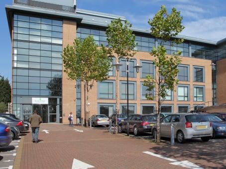 建筑位于Camberley377-399 London Road 1