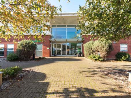 建筑位于GosportAerodrome Road 1