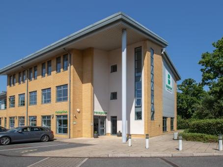 Building at Metcalf Way in Crawley 1
