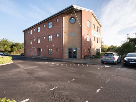 Building at Caxton Close, East Portway Business Park in Andover 1