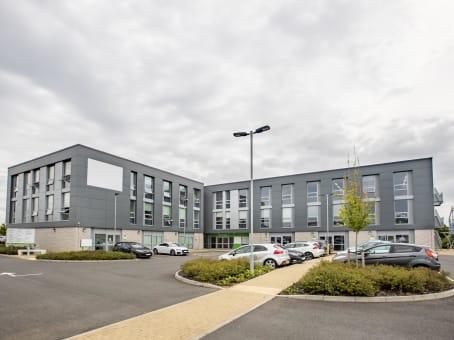 建筑位于BroxbournePindar Road, Hoddesdon 1