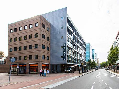 建筑位于UtrechtSt. Jacobsstraat 123- 135 1