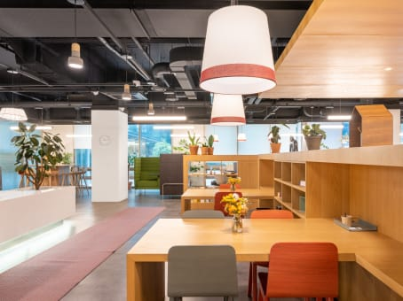 建筑位于SeoulSpaces Gran Seoul, 7F, Tower 1, Gran Seoul, 33 Jong-ro, Jongno-gu 1