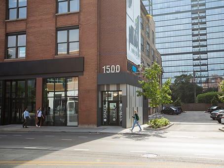 建筑位于Chicago1500 North Halsted Street, Floors 2, 3 and 4 1