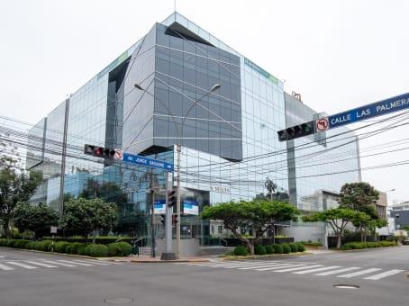 建筑位于Lima607 Jorge Basadre Avenue, San Isidro 1