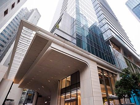 建筑位于香港銅鑼灣希慎道10號, 利園三期4, 5, 6樓, 1 Sunning Road, Causeway Bay 1
