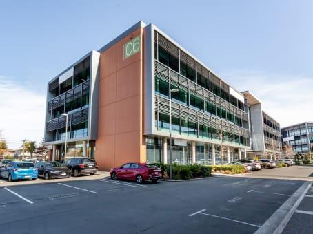 建筑位于ChristchurchGround Level, 6 Hazeldean Rd, Addington 1