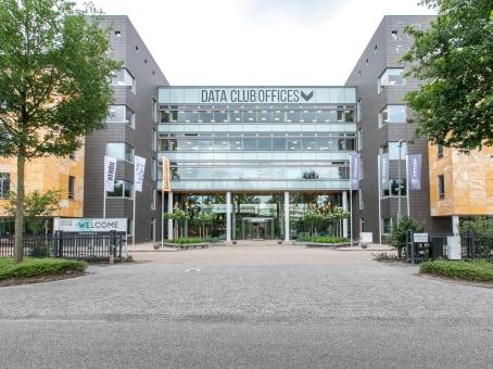 建筑位于AmersfoortDatabankweg 26 1