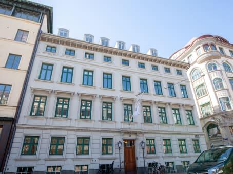 建筑位于GothenburgÖstra Hamngatan 17 1