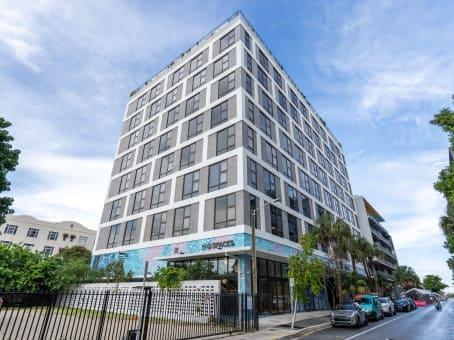建筑位于Miami218 North West 24th Street, 2nd and 3rd Floor 1