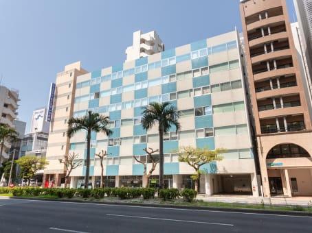 建筑位于Naha2-3-15 Kume, 5F/7F COI Naha Bldg 1