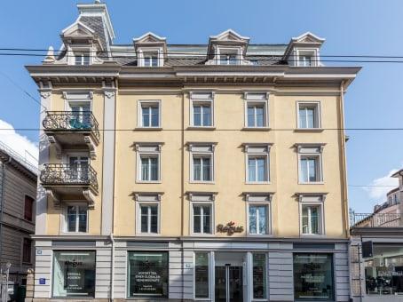 建筑位于ZurichSeefeldstrasse 69 1
