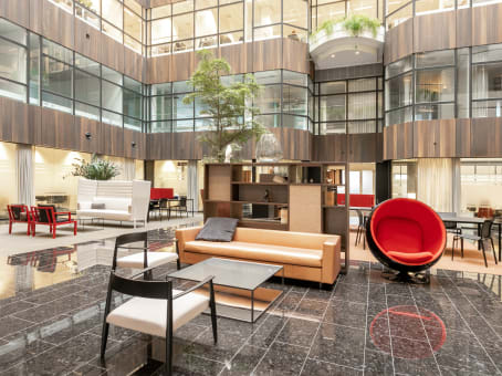 建筑位于AmsterdamStrawinskylaan 3051, Atrium Building 4th Floor 1