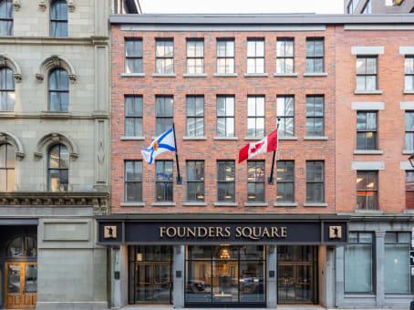 建筑位于Halifax1701 Hollis Street, Suite 800 1