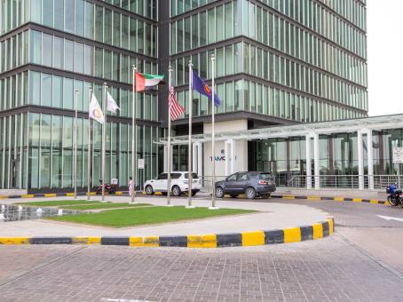 建筑位于Abu DhabiTamouh Tower, 16th Floor 1