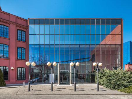 Building at ul. Sienkiewicza 72, GF + 1stF in Lodz 1