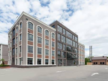 建筑位于Kyiv6 Oleny Telihy str., Forum West Side Centre, 3-4th floor 1