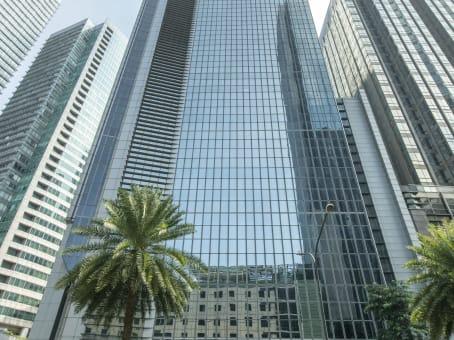 建筑位于Manila41st Floor, GT Tower International, 6813 Ayala Avenue Cor., HV Dela Costa St. 1
