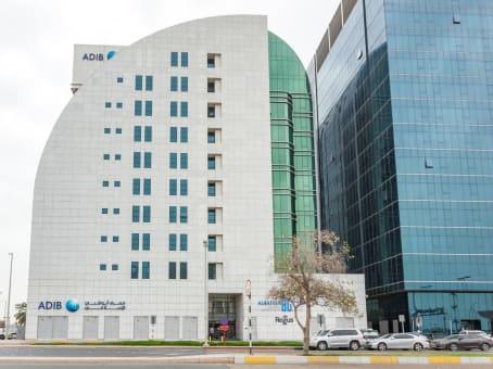 建筑位于Abu DhabiAl Bateen tower c6 Bainunah, 1st and 2nd floor street 34, ADIB Building 1