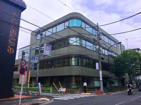 建筑位于Tokyo4-18-11, Minami Aoyama, Forest Hills East Wing 2F, Minato-ku 1